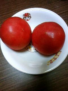 日野のトマト!!