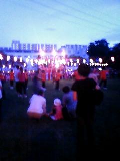 旭が丘の夏祭り!!