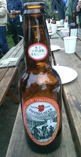 豊田のビール